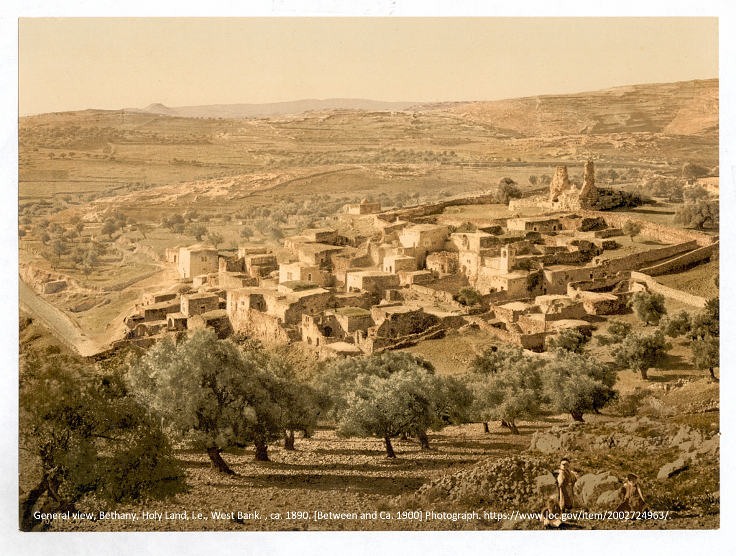 Bethany – A Haven for Jesus
